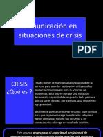 TP 11 Comunicaciòn en crisis