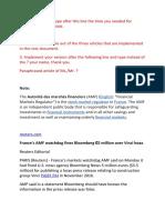 AMF fines Bloomberg €5 million
