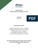 Bases de Datos_Proyecto_Segunda Entrega