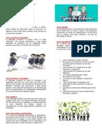 Act. Tipos de lideres 4II2020
