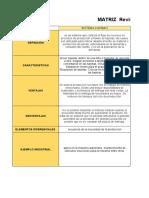 Ejercicio 3_Matriz de los procesos en gestión de las operaciones