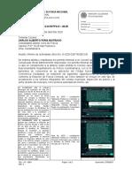 Informe de actividades oficio No. S-2020-028718-DECUN