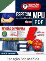 Diogo Alves - Redação Sob Medidaui