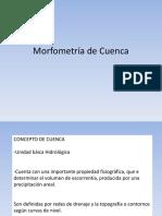 clase 5 Morfometria de cuencas