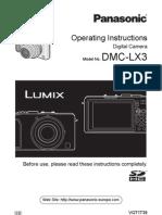 Lx3 Manual