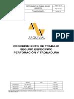PTS PERFORACIÓN Y TRONADURA ARQUIVIAL.doc