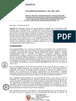 Resolución GR-053-2020  Mejoramiento y ampliación Churcampa COVID