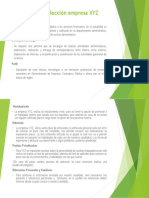 Proceso de selección de personal en empresa XYZ Andrea Castiblanco