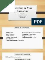Copia de Infección de Vías Urinarias Caso clinico semi.pptx