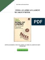 song-of-lawino-an-african-lament-by-okot-pbitek