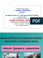 Vehicle Dynamics Laboratory