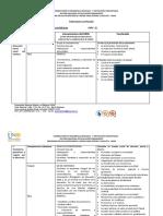 Estructuras curriculares ciclo IV