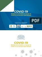 Curso Coronavirus profissionais da saúde