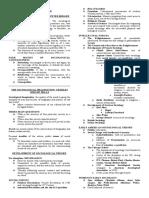 Socio 101 - Midterm Exam Reviewer