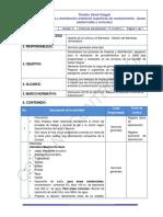 unicauca PA-GU-7-PT-15 Limpieza y desinfección ambiental - sup mantenimiento_0