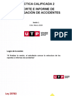 REPORTES-INFORMES DE ACCIDENTES