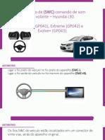 Instalação de (SWC) Hyundai i30