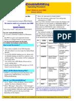 Mobile Banking Manual