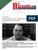 Momarandu Corrientes - Diario Digital