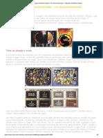 Trilogia de Mortal Kombat - Em desenvolvimento - Segredos de Mortal Kombat