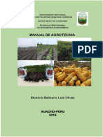 Manual de Agrotecnia