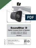 Manual SCS1000
