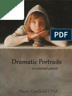 004_Coloured Pencils - Portrait
