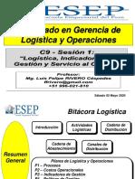 Gerencia Logística y Operaciones sesion 1