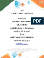 Unidad 3_ Paso 3_Estrategias_Elaboración y selección de estrategias_Eduardo Ortiz Almanza_102602_10