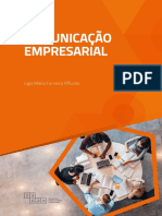 E-Book Comunicação Empresarial