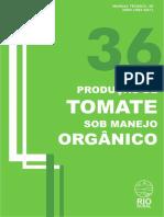 36 - Produção de tomate sob manejo orgânico