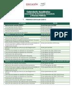 CalendarioAcademicoLicDerechoContaduriaFinanzasPublicas_2020-2