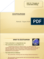 Chapter 15 - Ecotourism