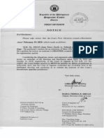 Supreme Court decision on Enrile libel suit vs Yoly Ong
