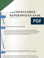 PPT TREND ISSUE KEPERAWATAN ANAK.pptx