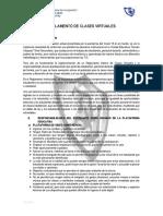 REGLAMENTO DE CLASES VIRTUALES .pdf