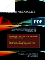 lp 13 (come metabolice)