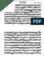Lucania - 003 Clarinetto  Piccolo in Mib
