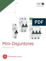 Mini Disjuntores Brasil