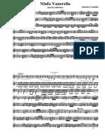 005 Ninfa Venerella - Clarinet in Bb 2