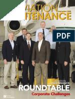 Aviation Maintenance Sep 2009