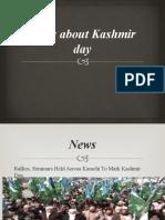 News about Kashmir day.pptx