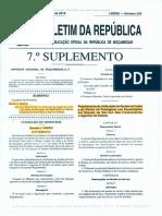 Decreto 95-2018 - Regulamento de Ajudas de Custo e Passagens - EGFAE