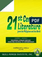 21st Century Literature Module.pdf
