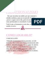 6 PROFESIONALISMO
