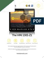5eb033b5714ff_HMI_Z1_SpecSheet_HMi_1301_Z1_April_2019_v2.pdf