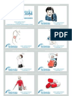 Vårdsvenska medical picture flashcards