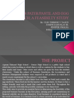 PPT_SAmple Feasibility Study Presentation