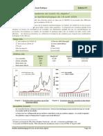 Bulletin epidemiologique N01 du 18Avril