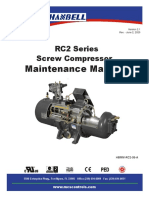 RC2 Series Screw Compressor Maintenance Manual.pdf